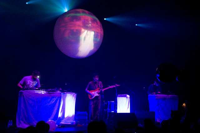 Animal Collective at Wiltern